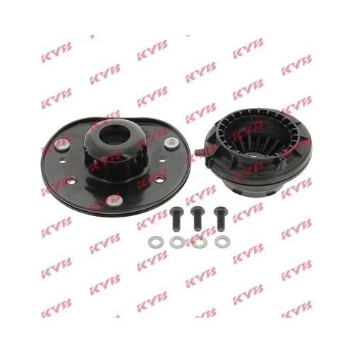 Flansa amortizor Volvo S60 Ii, S80 2 (As), V70 3 (Bw), Xc60, Xc70 Ii Kyb SM5676, parte montare : punte fata