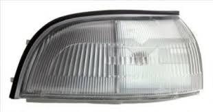 Lampa pozitie Toyota Corolla Liftback (_E10) Tyc 185014052, parte montare : Stanga