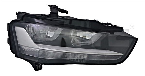 Far Audi A4 (8k2, B8) Tyc 2014177052, parte montare : Dreapta