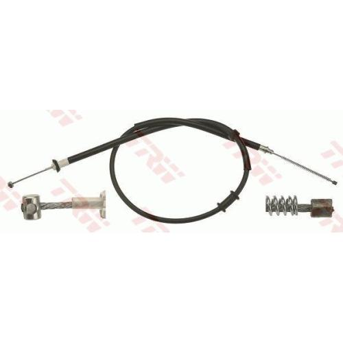 Cablu frana mana Fiat Panda (169), Trw GCH171, parte montare : Stanga, Spate