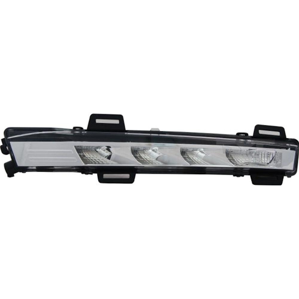 Lumini de zi Ford S-Max (Wa6) Hella 2PT010303021, parte montare : Dreapta, LED