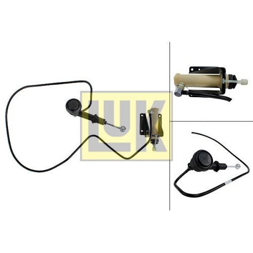 Kit pompa receptor ambreiaj Luk 513007110