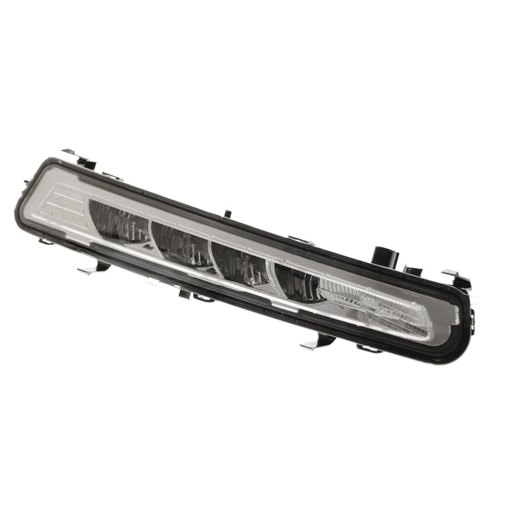 Lumini de zi Ford Mondeo 4 (Ba7) Hella 2PT010572011, parte montare : Stanga, LED
