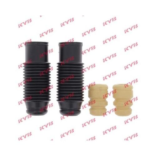 Set burduf protectie amortizor Kyb 910078, parte montare : Punte fata