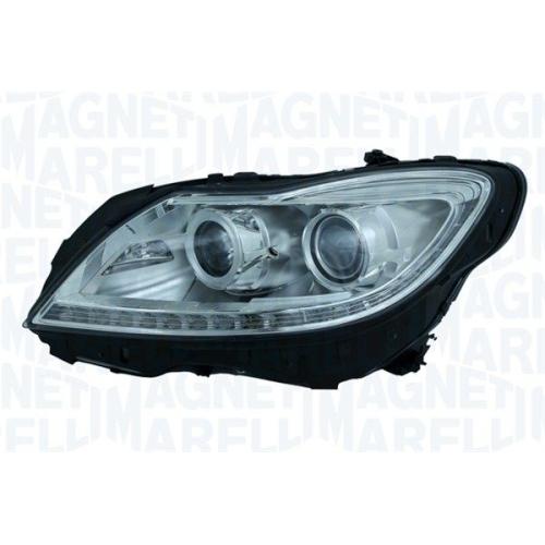 Far Mercedes Clasa S Cupe (C216) Magneti Marelli 711307023601, parte montare : Stanga, Bi-Xenon
