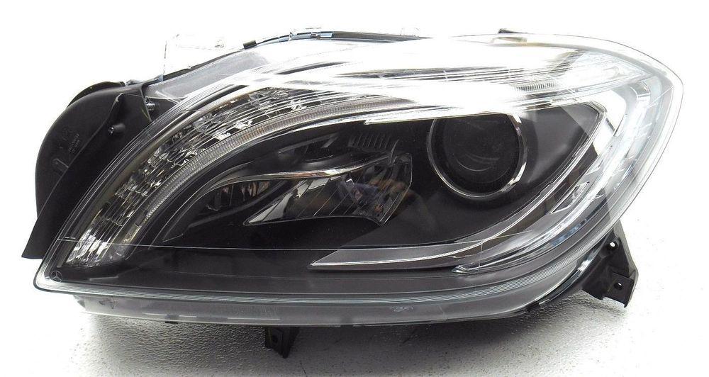 Far Mercedes Clasa GL (X166) Magneti Marelli 710815079013, parte montare : Stanga, Bi-Xenon