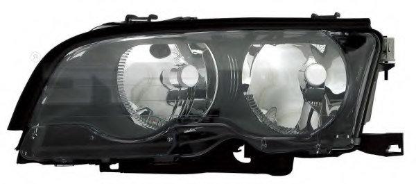 Far Bmw Seria 3 Cabriolet (E46), Seria 3 Cupe (E46) Tyc 200326012, parte montare : Stanga