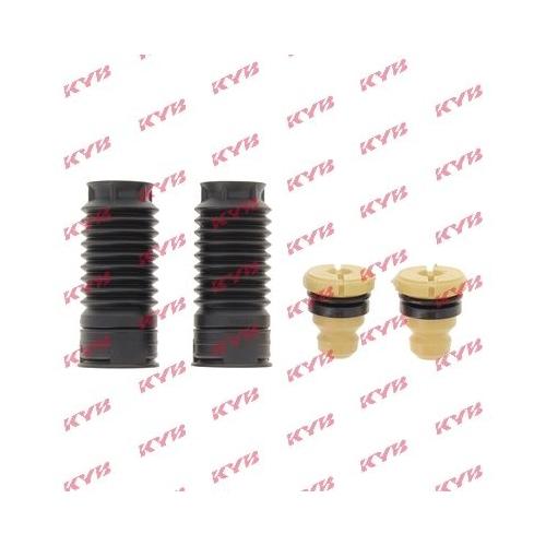 Set burduf protectie amortizor Kyb 910165, parte montare : Punte fata