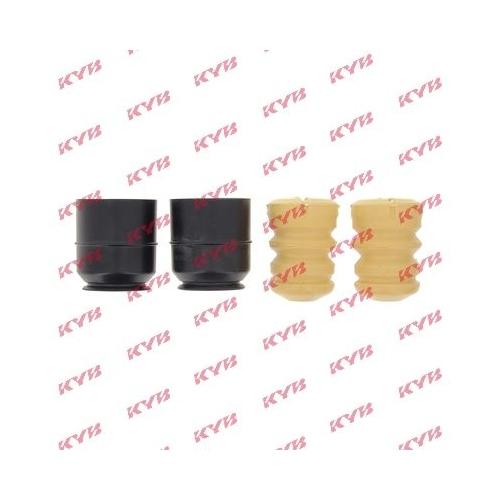 Set burduf protectie amortizor Kyb 910122, parte montare : Punte spate