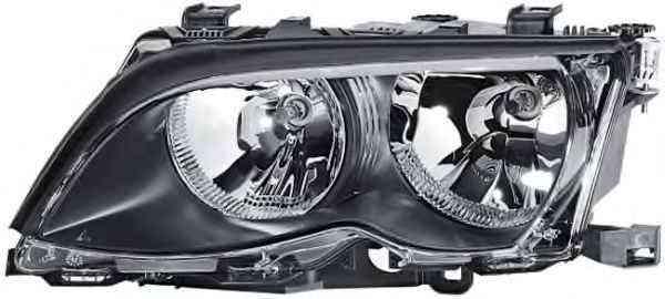 Far Bmw Seria 3 (E46) Tyc 200321012, parte montare : Dreapta