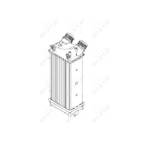 Radiator intercooler Nrf 30860
