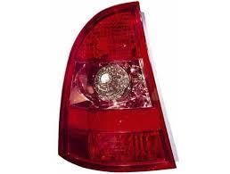 Dispersor lampa spate Toyota Corolla Combi (_E12j, _E12t) Ulo 1106002, parte montare : Dreapta