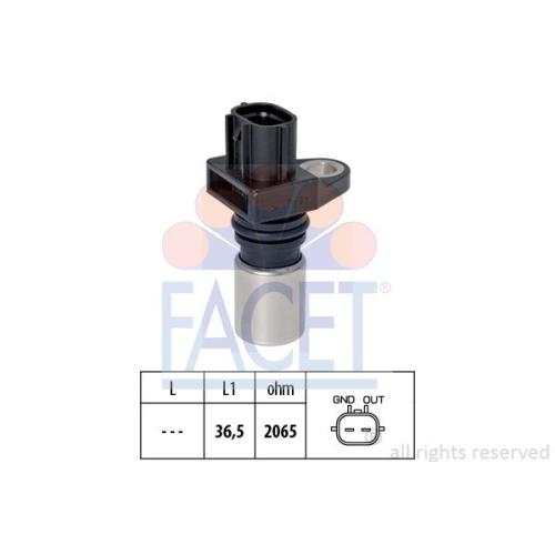 Senzor turatie, Senzor pozitie ax came Facet 90417