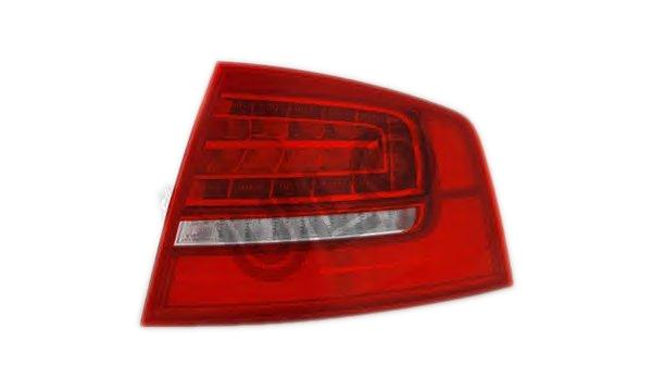 Lampa stop Audi A8 (4e) Ulo 1044001, parte montare : Stanga, Partea exterioara, LED