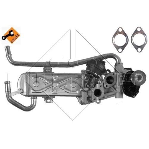 Supapa EGR Audi A1 (8x); Seat Ibiza 5 (6j5, 6p1); Skoda Fabia 2 (5J); Vw Polo (6R) Nrf 48214