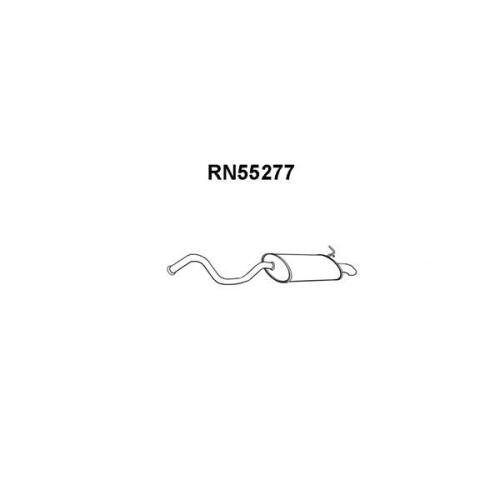 Toba esapament finala Renault Laguna 1 (B56 , 556), Veneporte RN55277