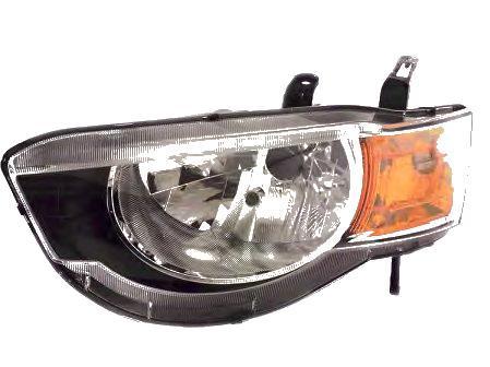 Far Mitsubishi Colt 6 (Z3) Magneti Marelli 710301249301, parte montare : Stanga, Halogen