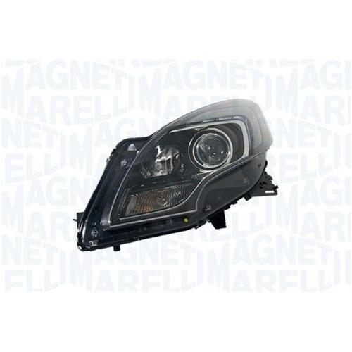 Far Opel Zafira Tourer C (P12) Magneti Marelli 711307023988, parte montare : Stanga, Bi-Xenon