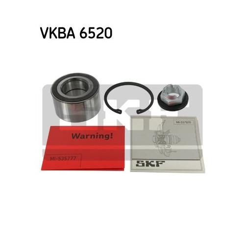 Rulment butuc roata Skf VKBA6520, parte montare : Punte fata