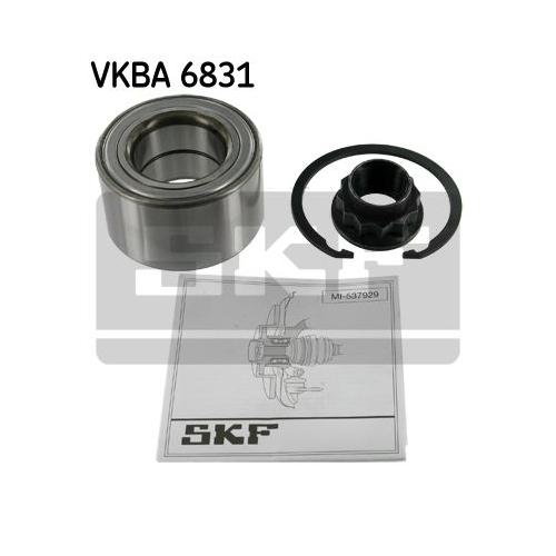 Rulment butuc roata Skf VKBA6831, parte montare : Punte fata
