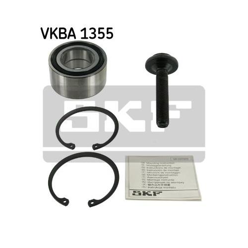 Rulment butuc roata Skf VKBA1355, parte montare : Punte fata