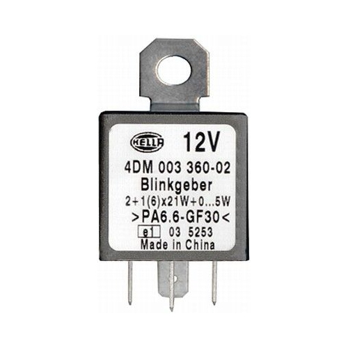 Modul semnalizare Hella 4DM003360021