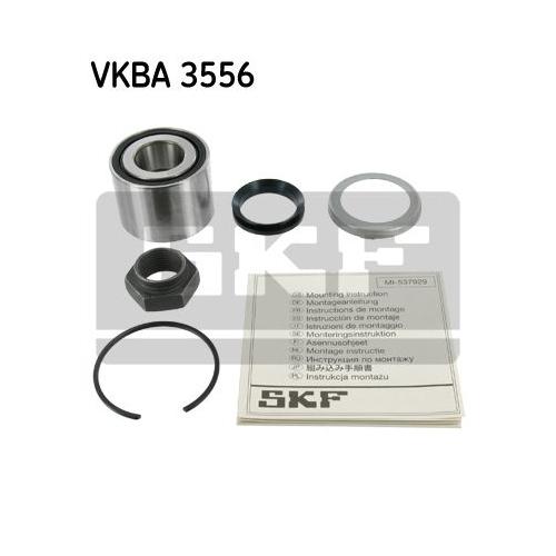 Rulment butuc roata Skf VKBA3556, parte montare : Punte spate