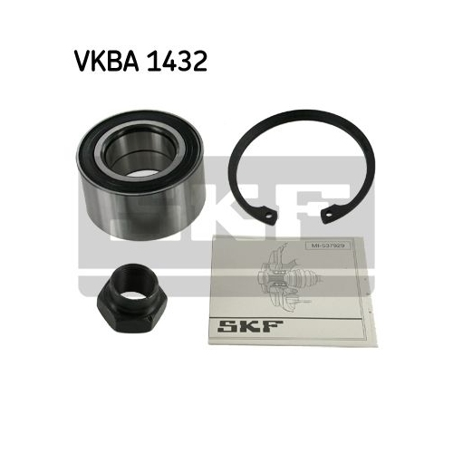 Rulment butuc roata Skf VKBA1432, parte montare : Punte fata