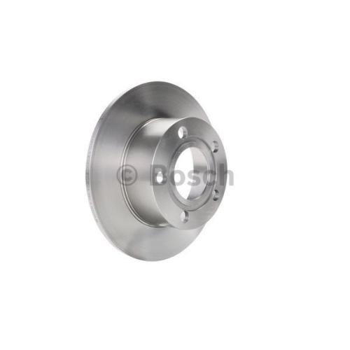 Disc frana Bosch 0986478132, parte montare : punte spate