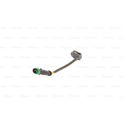 Senzor uzura placute frana Bosch 1987473037, parte montare : Punte Fata