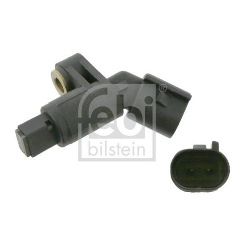 Senzor ABS Febi Bilstein 21582, parte montare : punte fata, stanga