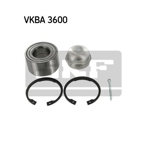 Rulment butuc roata Skf VKBA3600, parte montare : Punte fata