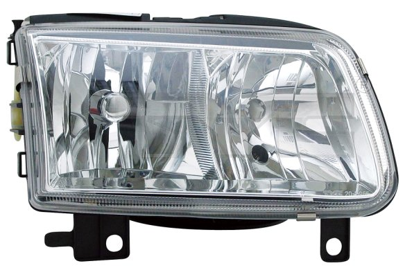 Far Vw Polo (6n2) Valeo 087642, parte montare : Dreapta, Halogen