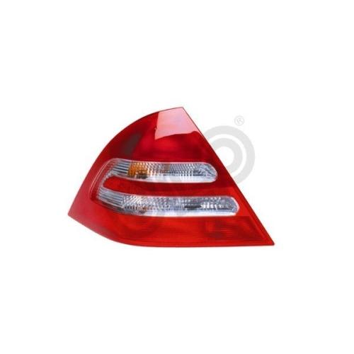 Lampa stop Mercedes Clasa C (W203) Ulo 674021, parte montare : Stanga