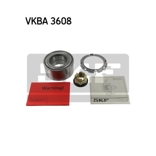 Rulment butuc roata Skf VKBA3608, parte montare : Punte fata
