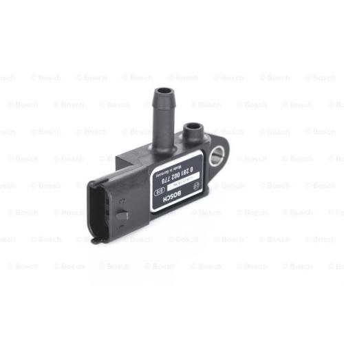 Senzor presiune gaze evacuare Bosch 0281002770