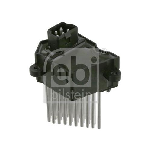 Unitate control incalzire/ ventilatie Febi Bilstein 24617