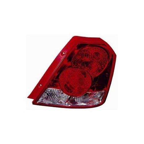 Lampa stop Chevrolet Kalos; Daewoo Kalos (Klas), Van Wezel 8115922, parte montare : Dreapta