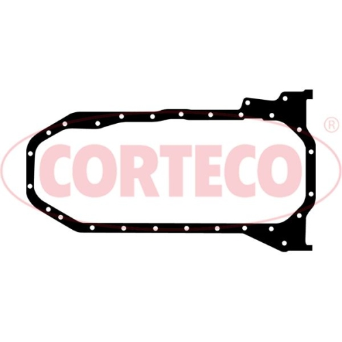 Garnitura baie ulei Corteco 028173P