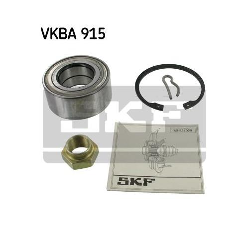 Rulment butuc roata Skf VKBA915, parte montare : Punte fata