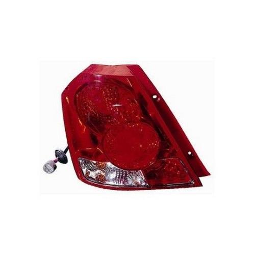Lampa stop Chevrolet Kalos; Daewoo Kalos (Klas), Van Wezel 8115921, parte montare : Stanga