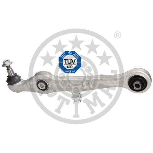 Brat suspensie roata Audi A4 (8d2, B5), A4 (8e2, B6), A4 (8ec, B7); Seat Exeo (3r2), Optimal G5685, parte montare : Punte fata, Stanga/ Dreapta, Jos