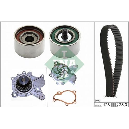 Kit distributie + pompa apa Ina 530050230