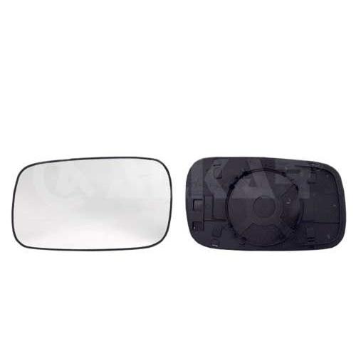 Geam oglinda, sticla oglinda Vw Caddy 2 (9k9a), Caddy 2 Pick-Up (9u7), Passat (3a2, 35i); Seat Inca (6k9), Alkar 6402154, parte montare : Dreapta