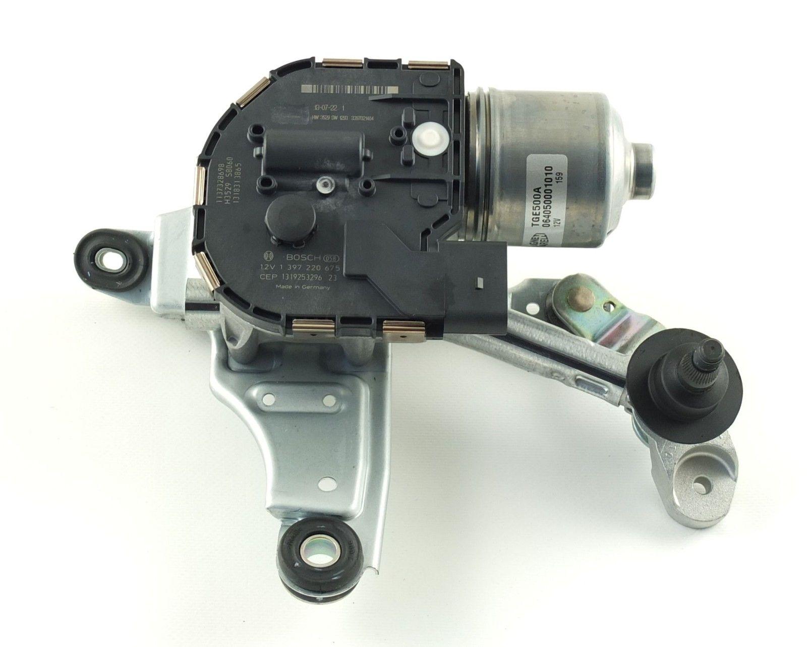 Mecanism stergatoare parbriz Ford Galaxy (Wa6), S-Max (Wa6) Magneti Marelli 064050001010, parte montare : Punte Fata, Stanga