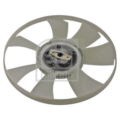 Ventilator radiator GMV Febi Bilstein 44862