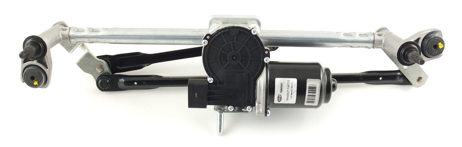 Mecanism stergatoare parbriz Seat Toledo 4 (Kg3); Skoda Rapid (Nh3) Magneti Marelli 064352114010, parte montare : Punte Fata