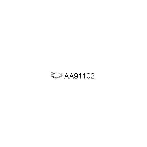 Colier toba esapament Veneporte AA91102