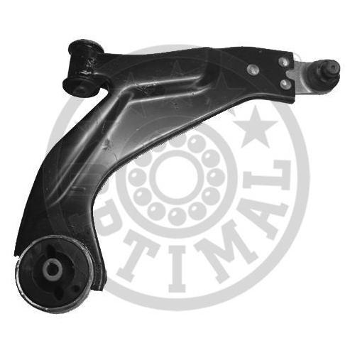 Brat suspensie roata Ford Mondeo 3 (B5y), Optimal G6828, parte montare : Punte fata, Dreapta