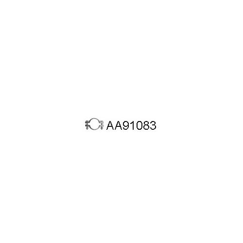 Colier toba esapament Veneporte AA91083